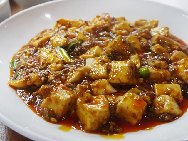 B:芝蘭麻婆豆腐