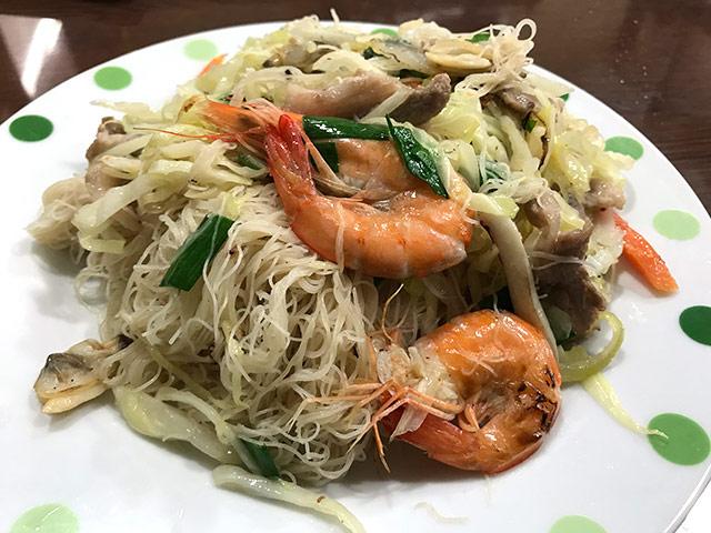 炒米线(チャオミーシェン)