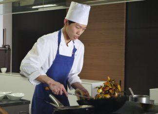 「上海料理 蘭蘭酒家」津田慎也さん
