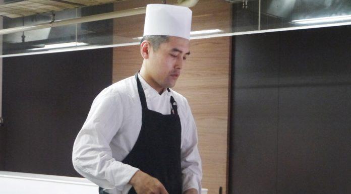 「美食天堂 金威(カムイ)」福田篤史シェフ