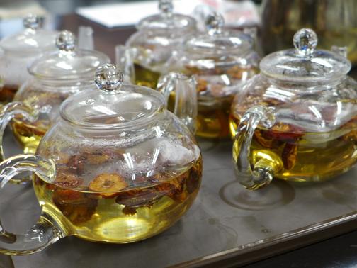 さんざしとシナモンの養生茶