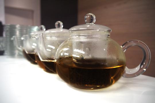 ラカンカとビワの葉茶
