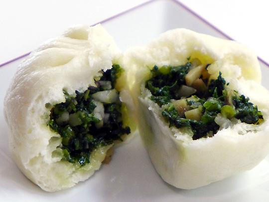 鮑とスミイカの中華粥
