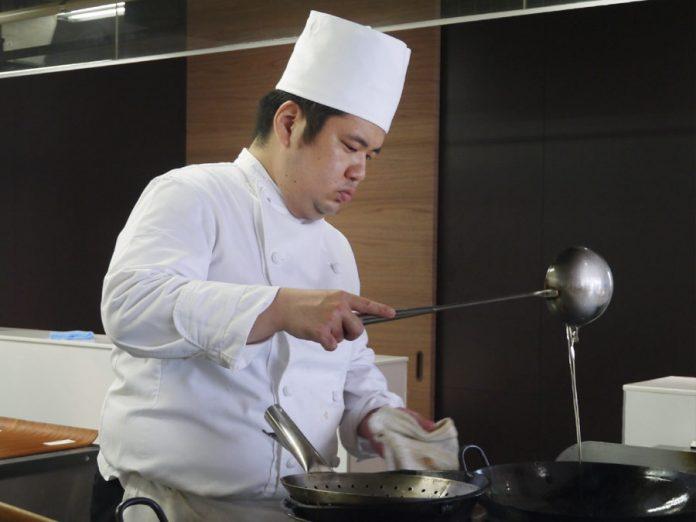 「エルシャンテ追浜 中国料理 杏花)飯店」石井裕了シェフ