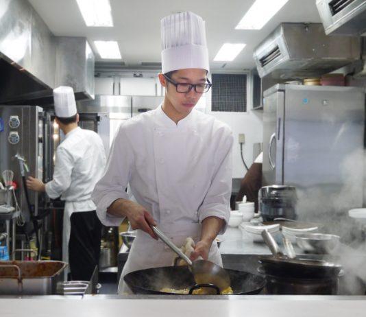 ウェスティンホテル東京「広東料理 龍天門」久保山伸弥シェフ