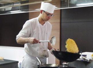 「オークラフロンティアホテルつくば 中国料理 桃花林」八角知之(やすみともゆき)さん