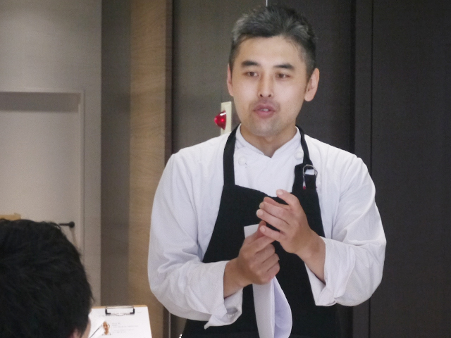 「美食天堂 金威(カムイ)」福田篤史オーナーシェフ