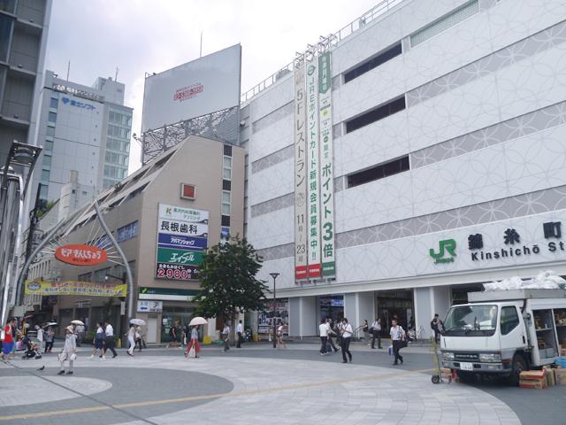 JR錦糸町駅 南口駅前