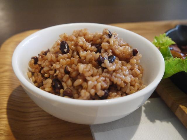 酵素玄米350円
