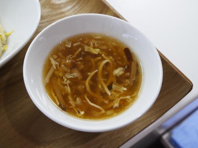 ピリ辛サワースープ