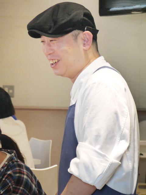 押上「南国酒家 広東麺飯房 東京ソラマチ店」竹井翼シェフ