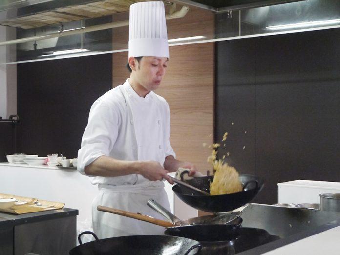 「ホテルイースト21東京 中国料理 桃園」佐々木匠シェフ