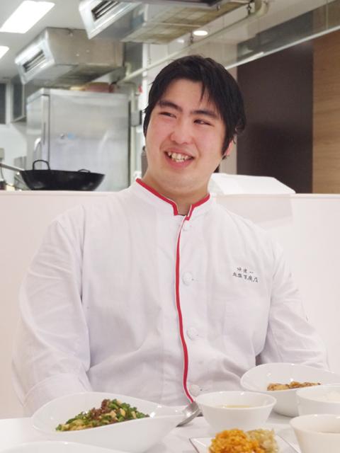 横浜「陳建一麻婆豆腐店 みなとみらい店」吉田歩夢(あゆむ)シェフ