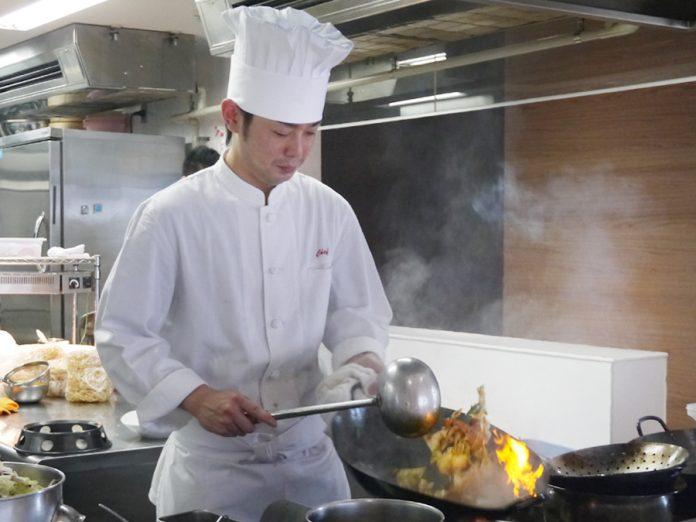 池袋「ホテルメトロポリタン 東京 池袋 中国料理 桂林」安井太一郎シェフ