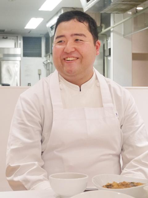 八王子「中国料理 海苑」滝口和也シェフ