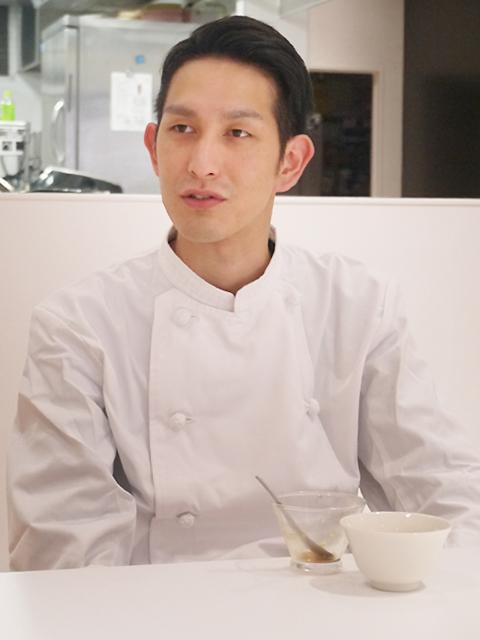 丸の内「過門香 KITTE丸の内店」川野邊将弘シェフ