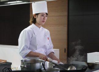 青山「礼華 青鸞居(ライカ セイランキョ)」小泉あすかシェフ