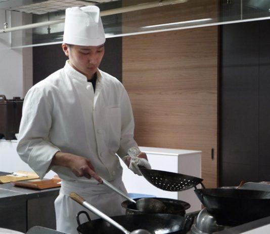 麹町「ダイヤモンドホテル 中国料理 金剛飯店」亀山貴裕シェフ