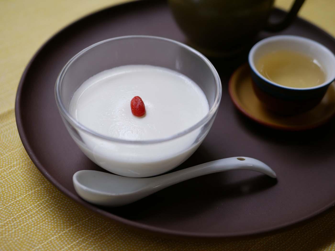 杏仁 豆腐 作り方 本格