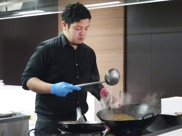 新宿御苑前「Chinese Dining TRANP」川﨑平シェフ
