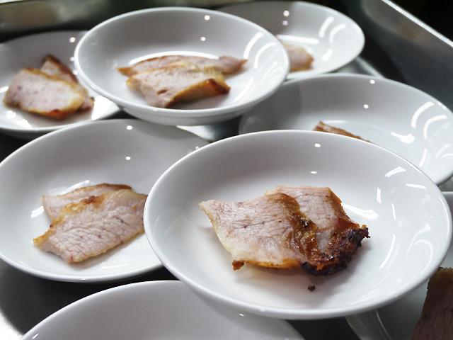 豚トロの焼きもの