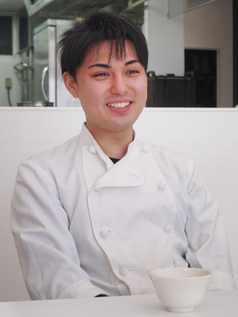 横浜中華街「中国料理 一楽」山﨑雄哉シェフ