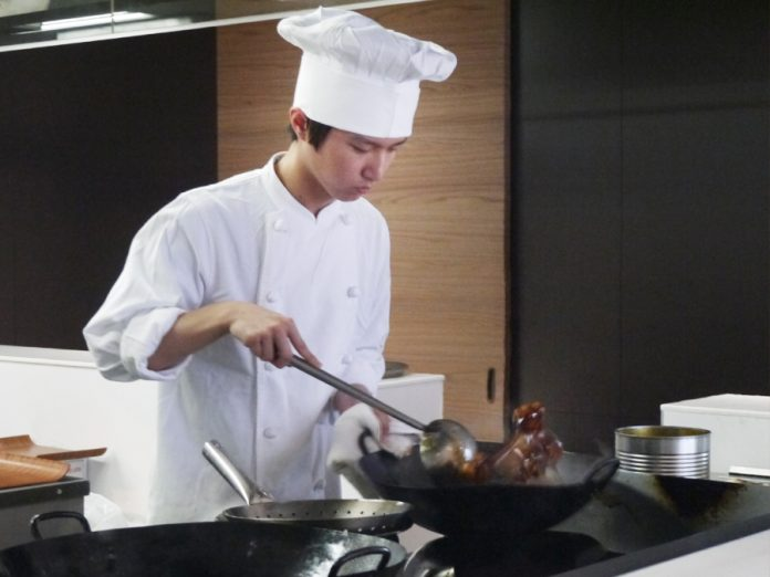 神楽坂「中国四川料理 芝蘭」西村聖成シェフ