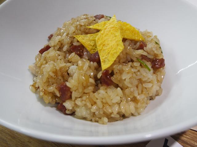 もち米の香り炒め