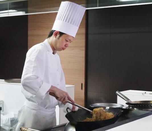 東陽町「ホテルイースト21東京 中国料理 桃園」関口敏大シェフ