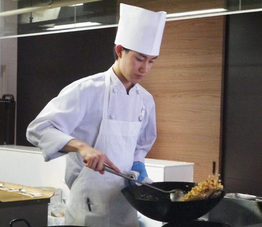上野「中国料亭 翠鳳」高見皐平シェフ