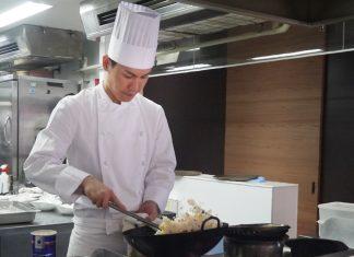 錦糸町「東武ホテルレバント東京」河野圭介