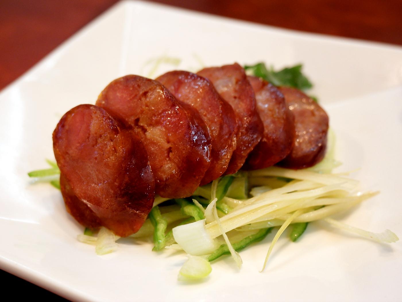 香腸(台湾風腸詰)